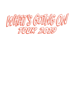 What's Going On Tour Hoodie