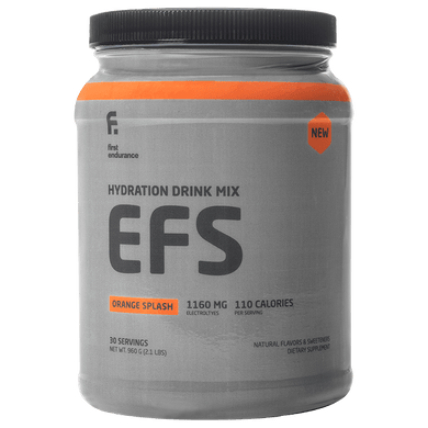 First Endurance EFS Hydration Drink Mix