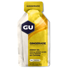 GU Gel Gingerade
