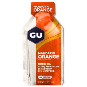 GU Gel Mandarin Orange