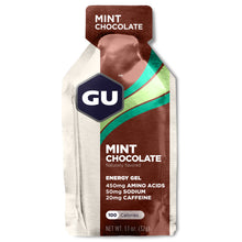GU Gel Mint Chocolate