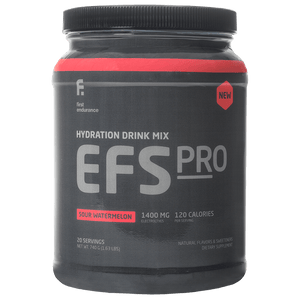 First Endurance EFS Pro Hydration Drink Mix