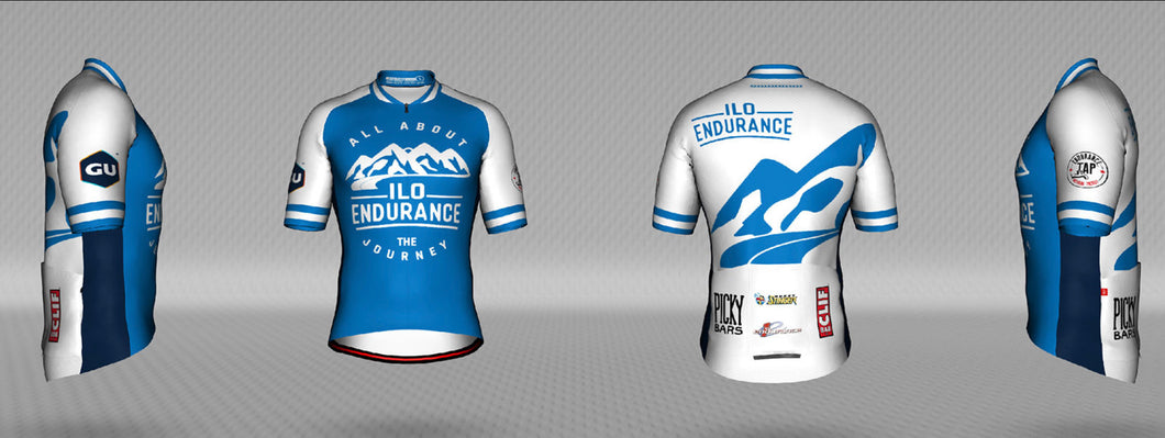 ILO Pro Cycling Jersey (Standard Fit)