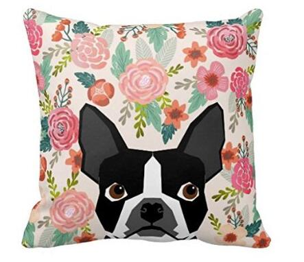 well pillow handmade boston cover love products
