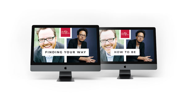 Finding Your Way + How to Be Video Workshop Bundle