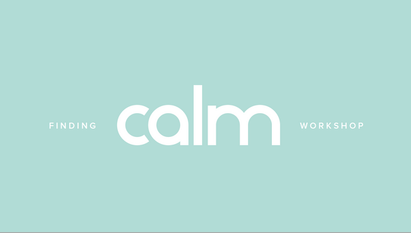 Finding Calm: Managing Stress and Anxiety Video Course