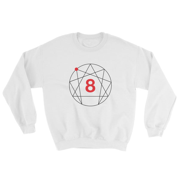 Ennagram #8 Sweatshirt
