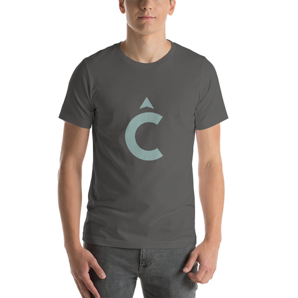 "Finding Calm ""Logo"" T-shirt (unisex)"