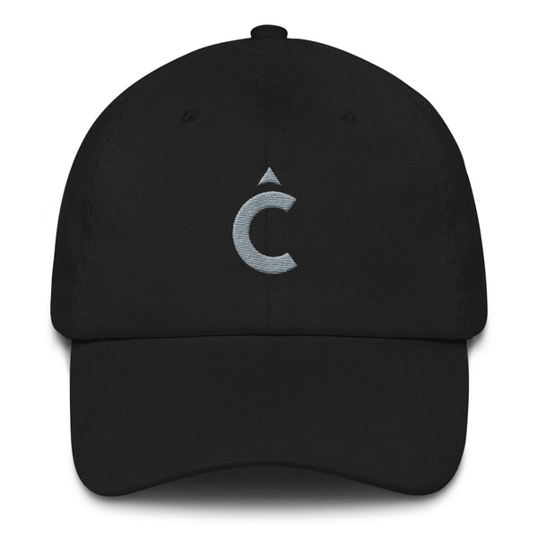 "Calm ""Logo"" Dad hat"