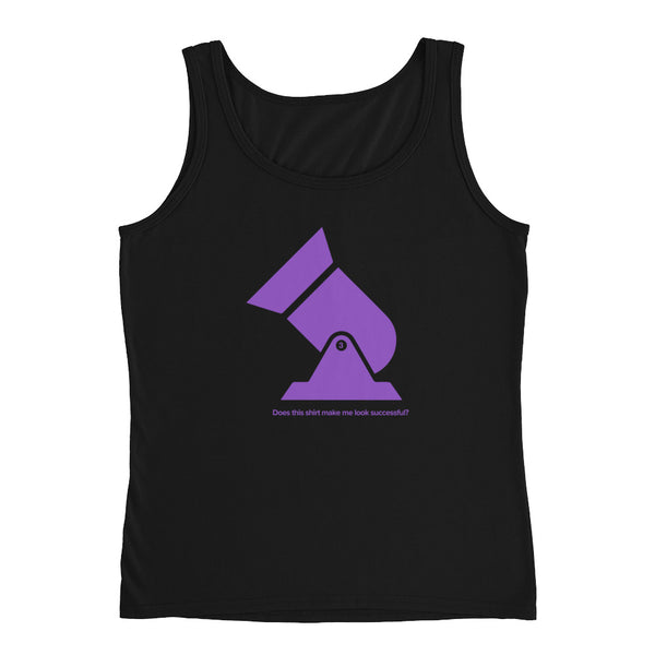 Enneagram #3 SUCCESSFUL Ladies' Tank
