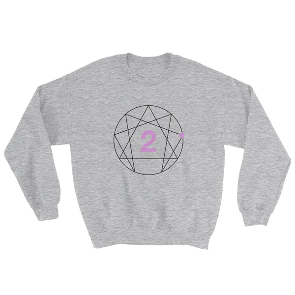 Ennagram #2 Sweatshirt