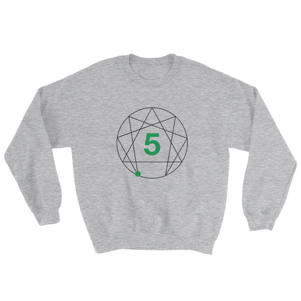 Ennagram #5 Sweatshirt