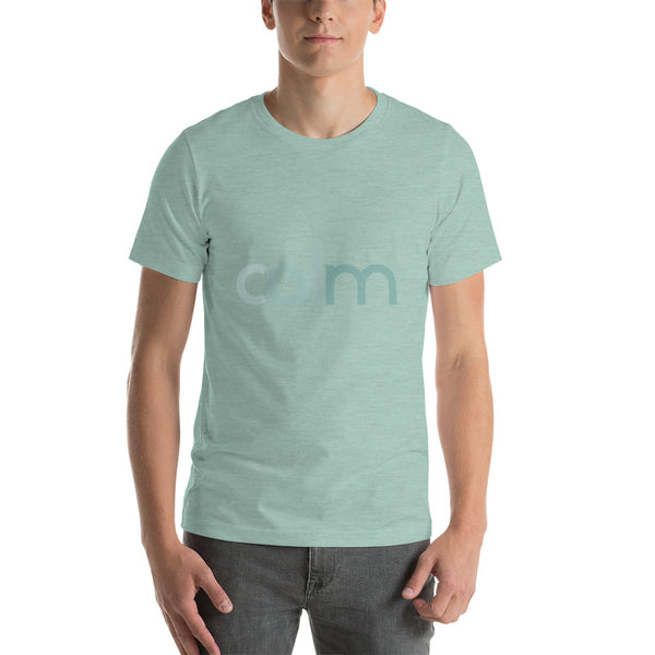 Calm Short-Sleeve Unisex T-Shirt