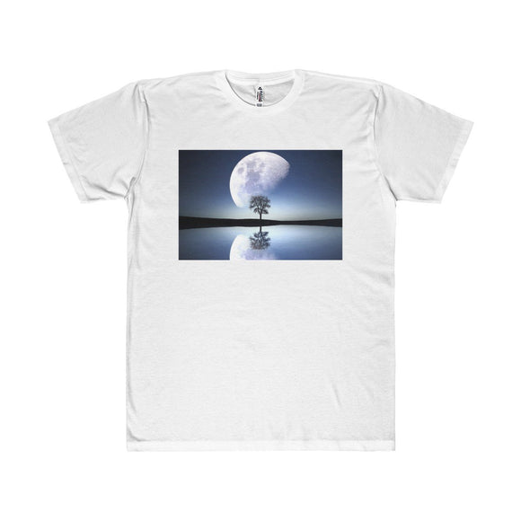 Category_Celestial Reflection Lightweight Graphic T-Shirt