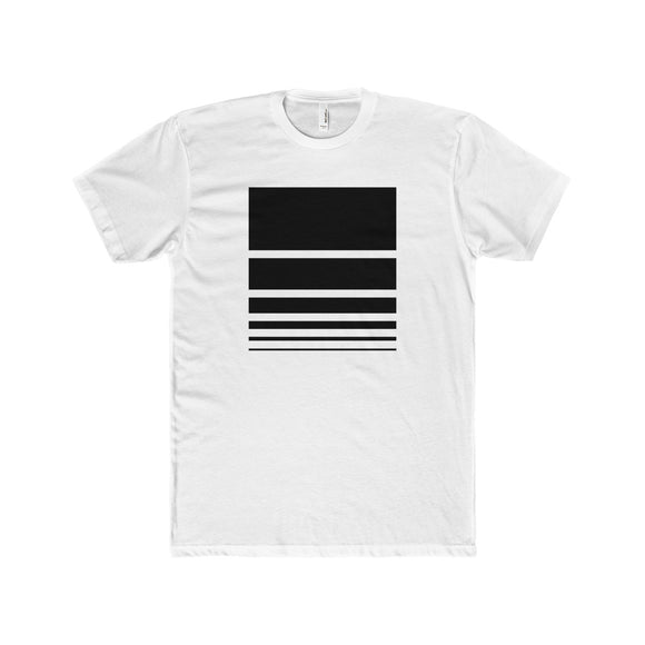 Black Steps Lightweight Graphic T-Shirt
