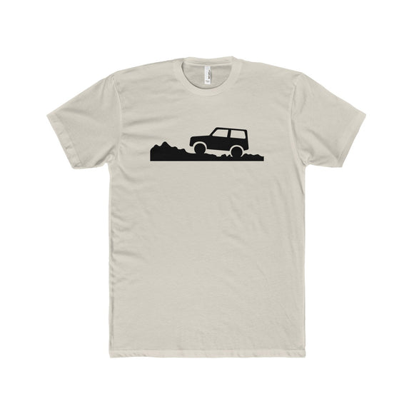 Offroading Lightweight Graphic T-Shirt