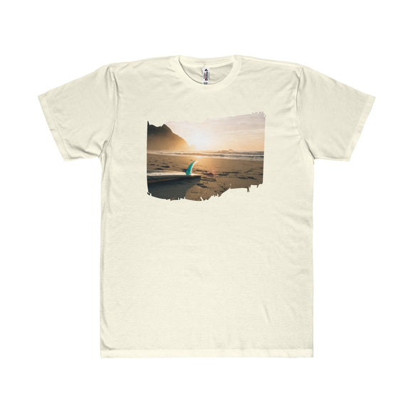 Surf Beach Lightweight Graphic T-Shirt