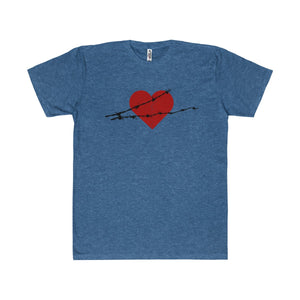 Guarded Heart Lightweight Graphic T-Shirt