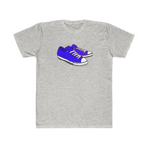 Blue Kicks Lightweight Graphic T-Shirt