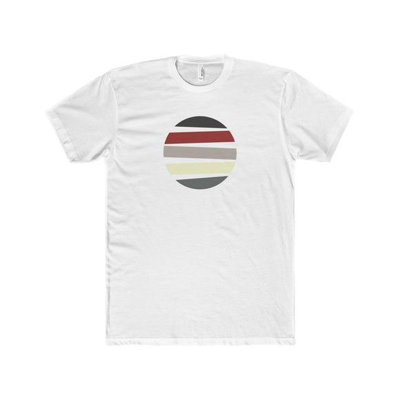 Urban Floating Circle Lightweight Graphic T-Shirt