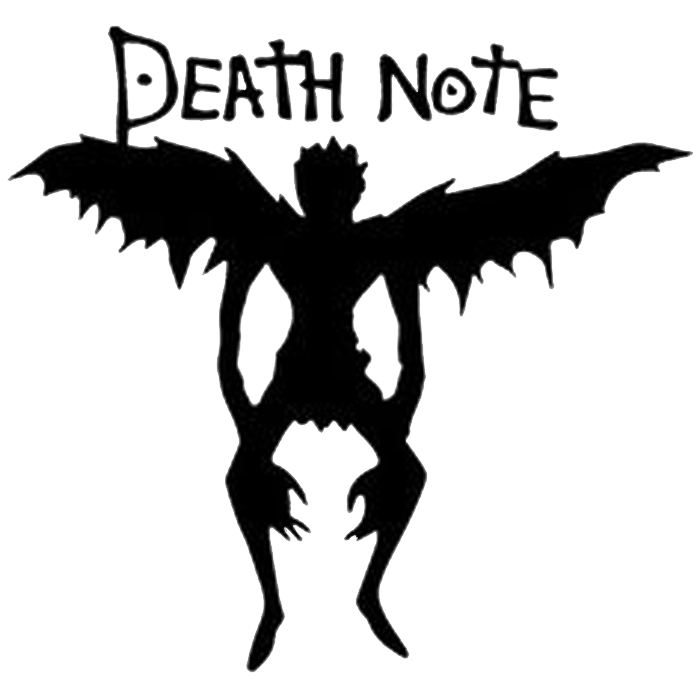 Death Note - Ryuk Decal