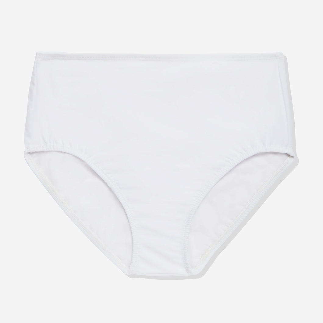 High-Rise Bottom (White)
