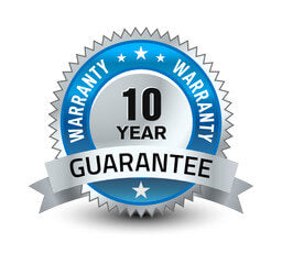 10 Year LED Lighting Warranty - Lizard Lick Lighting
