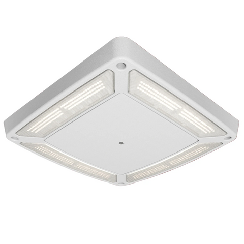 LED Canopy, Ceiling, Soffit Lights