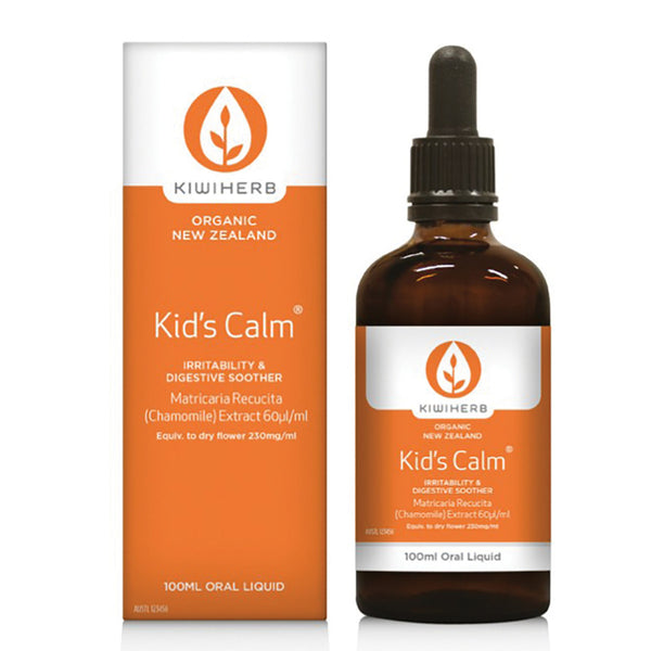 Kiwi Herb Kid's Calm- 100ml