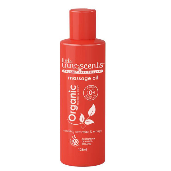 Little Innoscents Organic Massage Oil- 125ml