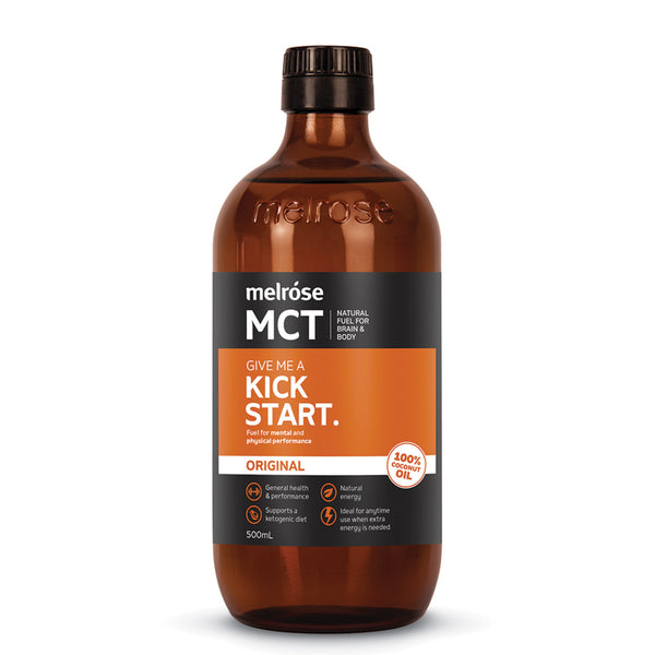 Melrose MCT Original Kick Start Oil- 500ml