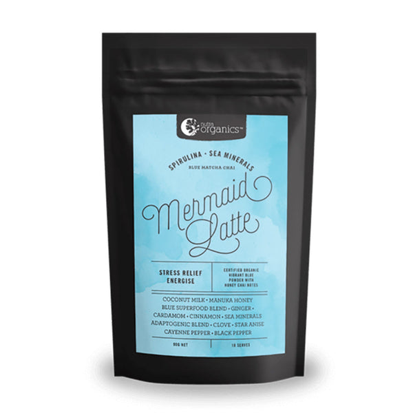Nutra Organics Mermaid Latte- 90g