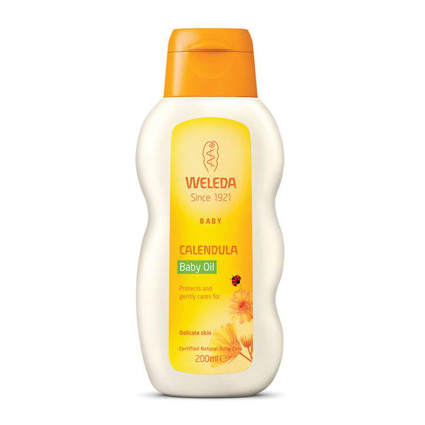 Weleda Calendula Baby Oil- 200ml