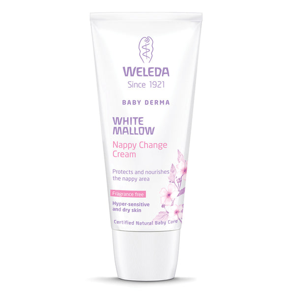 Weleda White Mallow Nappy Change Cream- 50ml