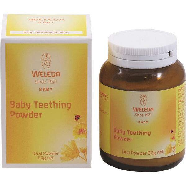 Weleda Baby Teething Powder- 60g