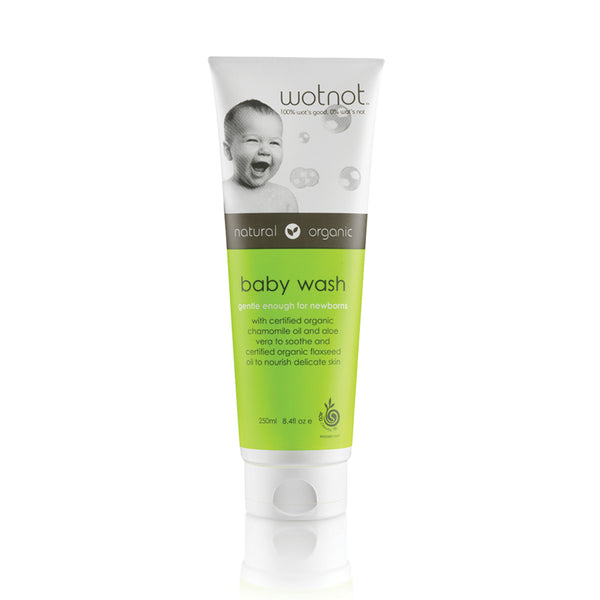Wotnot Baby Wash 250ml