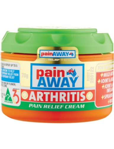 Painaway Arthritis Pain Relief Cream