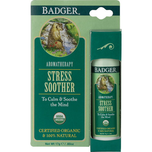 Badger Balm Stress Soother- 28g
