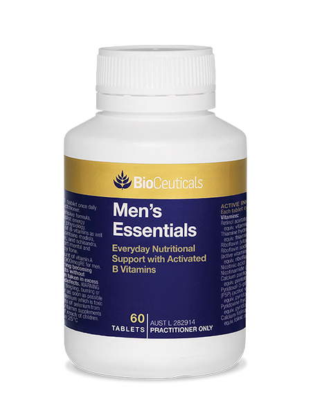 BioCeuticals Men's Essentials