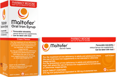 Maltofer Iron Supplement