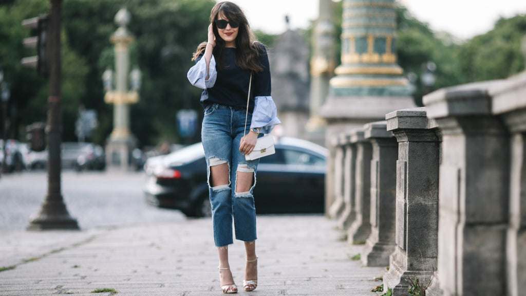 Finding The Perfect Jeans That Feet Your Style