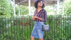 Why You Can Go Wrong With Jeans Skirt