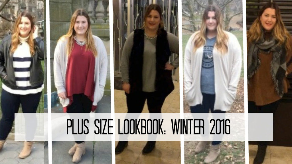 Look Stunning With Your Favorites Plus Size Cadigan Sweater
