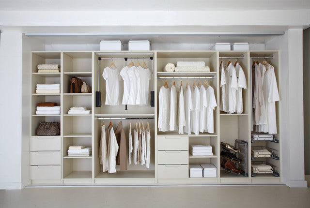 Arranging Your Wardrobes In The Most Right Way
