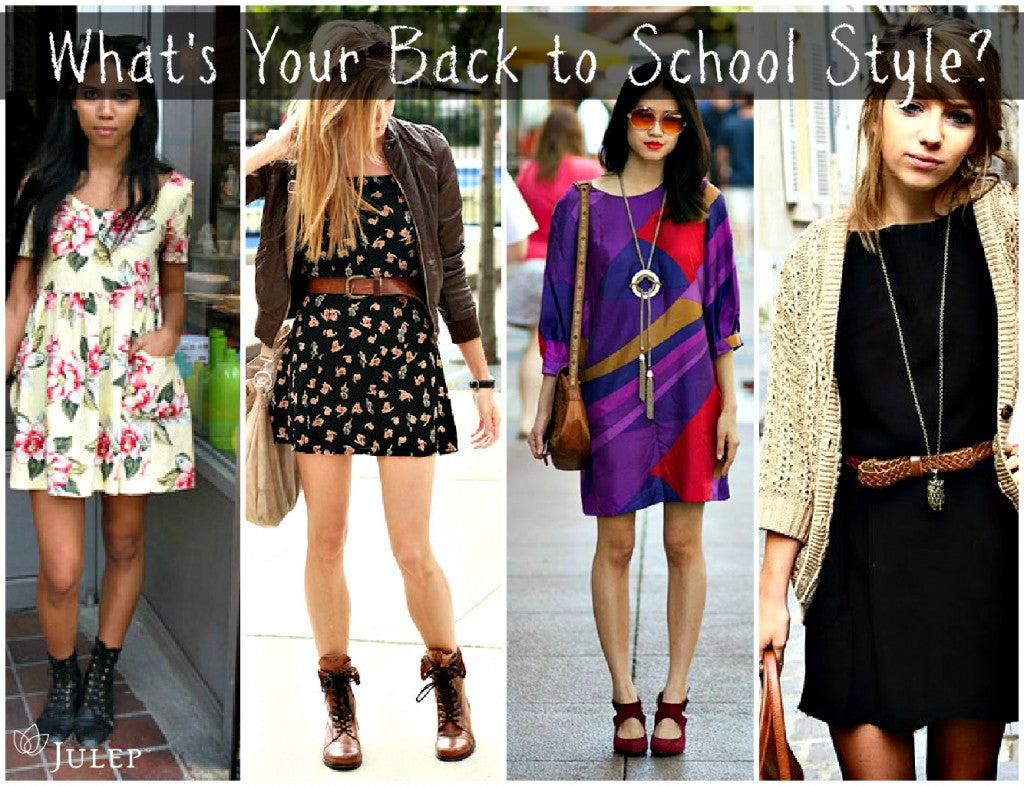 What Will You Choose As Back To School Basic