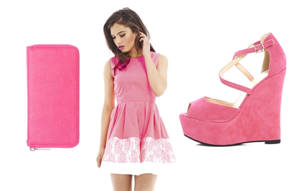 Lilacoo Show You How To Make Pink Bold And Cute