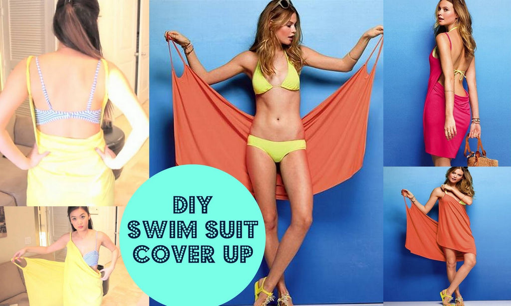 Stylish Coverups To Wear Over Your Swimsuit