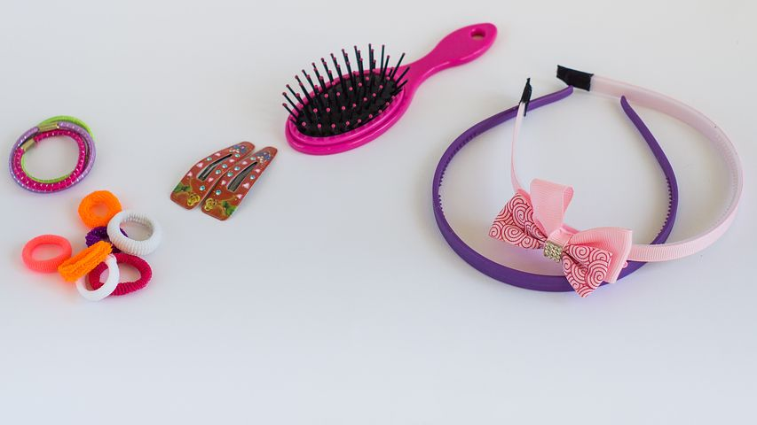 Cute Hair Accessories for Babies of This Era
