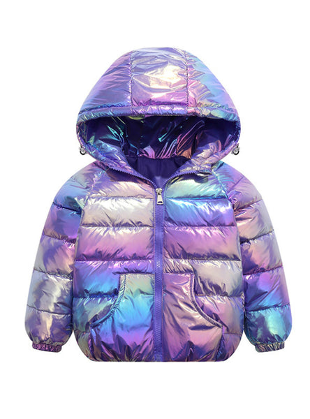 Sport Jacket OutwearChildren Cotton-padded Jacket
