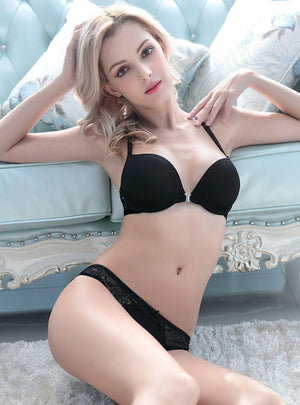 Sexy Women Bra Ladies Seamless Bra Set